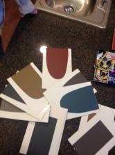 They let me choose paint colors!